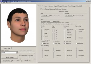 Tutorial FaceGen Modeller 01