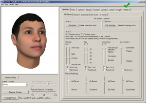 Tutorial FaceGen Modeller 02