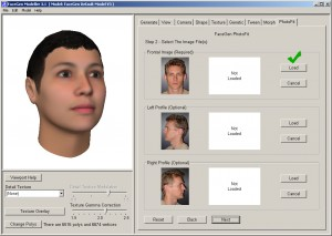 Tutorial FaceGen Modeller 04