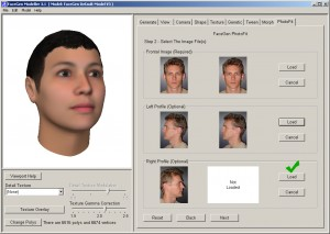 Tutorial FaceGen Modeller 06