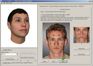 Tutorial FaceGen Modeller 07