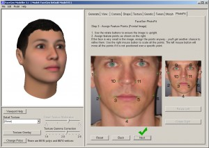Tutorial FaceGen Modeller 10