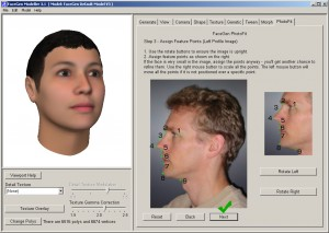 Tutorial FaceGen Modeller 12