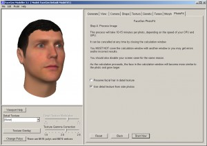 Tutorial FaceGen Modeller 18